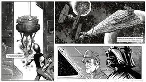 STAR WARS - panel samples by CValenzuela