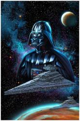 Darth Vader by CValenzuela