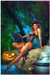 Happy Halloween 2015 by CValenzuela