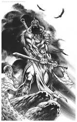 Death Dealer by CValenzuela