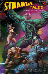 Strange Tales by CValenzuela