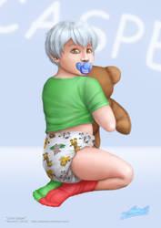 BabyCasper by sannamy