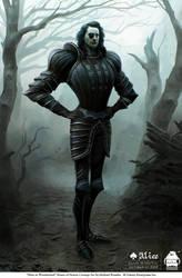 Alice in Wonderland-Knave by michaelkutsche
