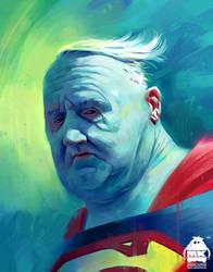 Superman by michaelkutsche