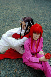Yomi and Kurama: Absolution by behindinfinity