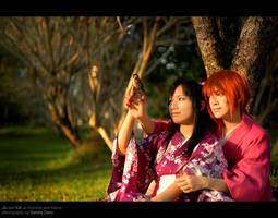 Rurouni Kenshin: You By My Side by behindinfinity