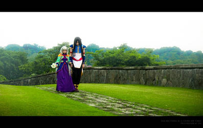 Code Geass: Beyond the Walls by behindinfinity