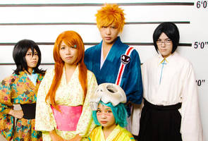 BLEACH: The Unusual Suspects by behindinfinity