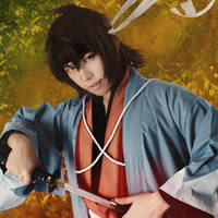 Hakuouki: Okita Souji by behindinfinity