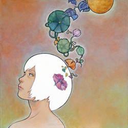 Moonflower by behindinfinity