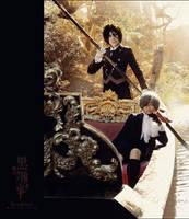 Kuroshitsuji: The River Styx by behindinfinity
