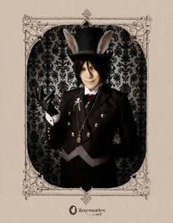 The White Rabbit by behindinfinity