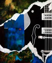 Music Series: Guitar by behindinfinity
