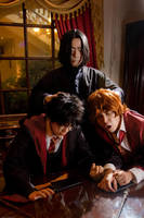 TEN POINTS FROM GRYFFINDOR by behindinfinity