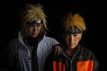 Naruto Uzumaki: Son of the Fourth Hokage by behindinfinity