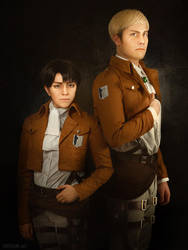 Attack on Titan: A Choice With No Regrets by behindinfinity