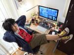 Big Hero 6: Hiro Hamada by behindinfinity