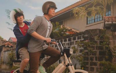 Big Hero 6: Heading Home by behindinfinity