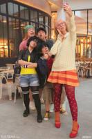 Big Hero 6: Selfie Game by behindinfinity