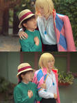 Howl's Moving Castle: Finally by behindinfinity
