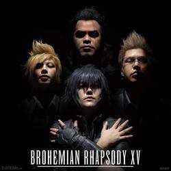 Brohemian Rhapsody XV by behindinfinity