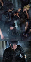 FFXV Cosplay: Ch.13 Rescue and Recovery by behindinfinity