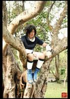 Cosplay - Uchiha Sasuke by behindinfinity