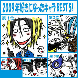 Best 5 of 2009 by nil00
