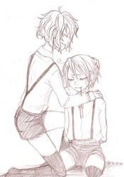 Request: Kurobara brothers by nil00
