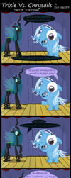 Trixie Vs. Chrysalis (part 8 - Finale) by Evil-DeC0Y