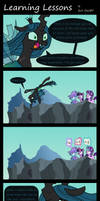 Learning Lessons by Evil-DeC0Y