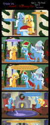 Trixie Vs. Hearth's Warming Eve: Finale (Part 3) by Evil-DeC0Y