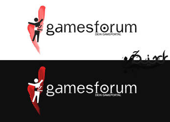 gamesforum - Logo by RomiSh