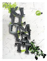 Killuminati - typography by RomiSh