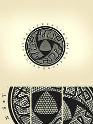 tc - Logotype by RomiSh