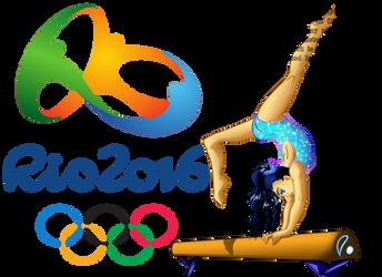 Kimi at the 2016 Rio de Jeinaro Olympics by Galistar07water