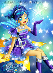A Wish to the Milky Way by Galistar07water