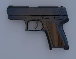 pistol wip by JoaoYates