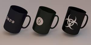 Mugs by JoaoYates