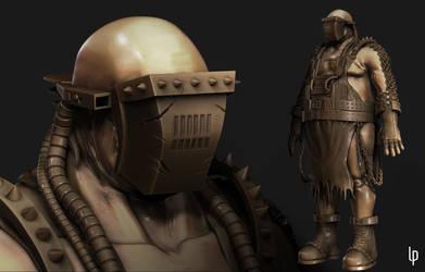 Dark Sentinel by leoincba