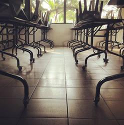 Classroom by Cielo-Di-Stella
