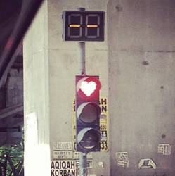 Traffic light by Cielo-Di-Stella