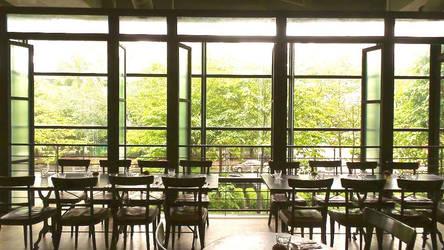 Acme bar and Coffee Restaurant by Cielo-Di-Stella