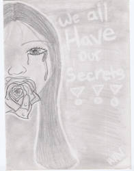 we all have our secrets by The-souless-shell
