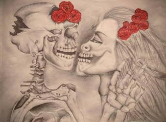 Till Death Do Us Part by BlueOpallec