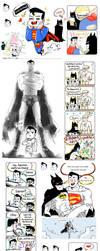 DC Art Dump by Expie-OC