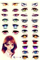 Eyes by Expie-OC