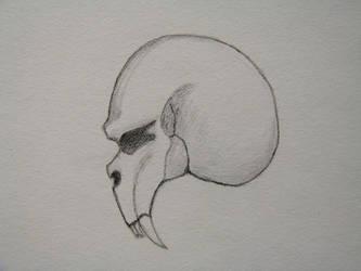 Skull by Oddboy7
