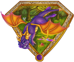 Spyro - The Adventure Continues by ArtisanDragon