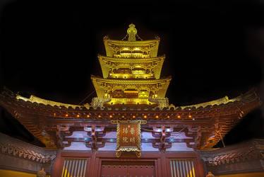 Hanshan Temple. by Lash-Upon-Lash